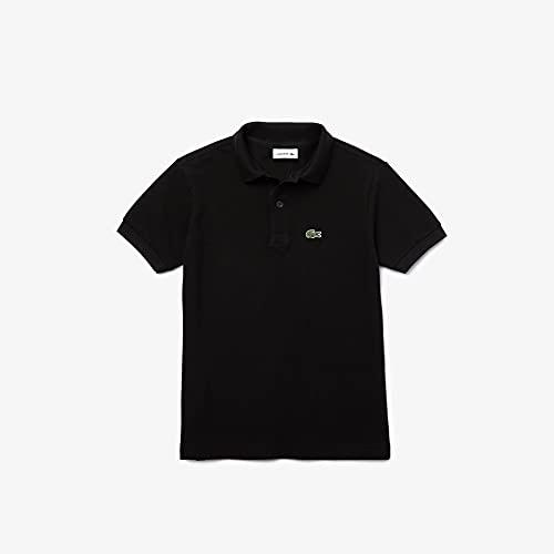 Camisa polo Regular Fit Lacoste Preto 2