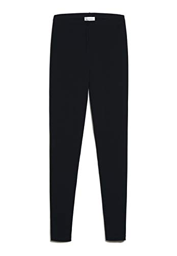 ARMEDANGELS SHIVAA - Damen Leggings aus Bio-Baumwoll Mix S Black Hose Leggings, Leggings Fitted