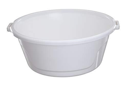 Bacia Plástica Astra Branco 14 L