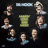 DR HOOK Makin Love And Music LP Capitol ST-11632 (1977) vinyl original album