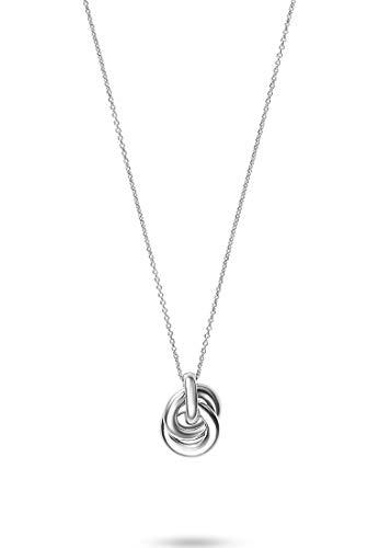 JETTE Damen-Kette 925er Silber One Size 88161041