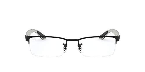 Ray-Ban Herren 0rx 8412 2503 52 Brillengestell, Schwarz (Negro)