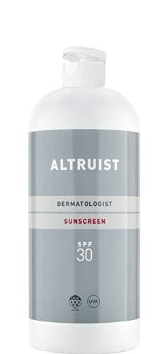 Crema solar protectora Altruist SPF 30con alta protección UVA