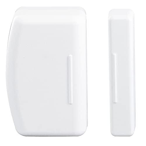 THIRDREALITY Door Sensor, ZigBee Door or Window Sensor for Home Security, Window and Door Protection, ZigBee Hub Required, Works with SmartThings or Echo Devices with Build-in Zigbee Hub