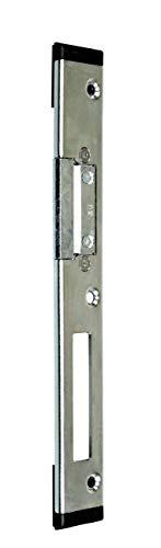 GU BKS Secury Haustür Schließblech mit AT-Stück Rechts 232x30x6mm für Profil Veka Softline