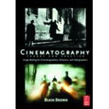 Cinematography - Theory & Practice  02  by Brown Blain [Paperback  2002 ]