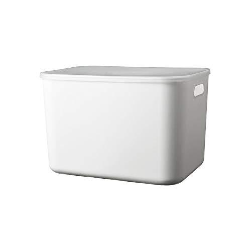 Caja de almacenamiento para ropa del hogar.