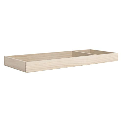 Babyletto Universal Wide Removable Changing Tray in Washed Natural