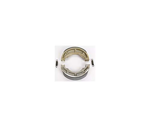 Compatible avec/Remplacement pour 125 ELIMINATOR -98/06 / KX 125-74/82 / KX 250-82/85 / KX 500-83/85-MACHOIRES DE FREIN ARRIERE -EBC602 PRO