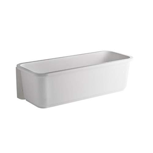 JJZXD Estante de Almacenamiento de cajón de Pared Estante para Organizador de Cocina y contenedor Accesorios de baño Gabinete Organizador Cesta de Almacenamiento (Color : A)