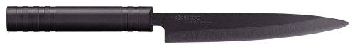 Kyocera PS180BK Couteau Sashimi Manche Noir Lame Céramique 18 cm