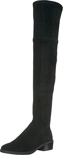 Dolce Vita Taru Black Stella Suede 7.5