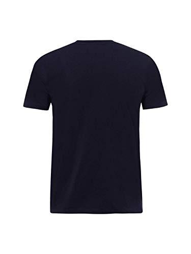 FC Bayern M/ünchen T-Shirt Skyline blau