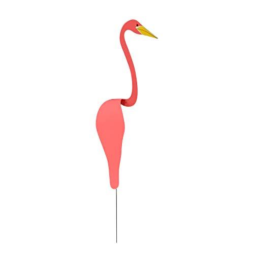 Swirl Bird:Un Pájaro Caprichoso y Dinámico Que Gira con La Ligera Brisa de Jardín, Puede Girar con El Viento,Esculturas De Viento,Decoración de Arte Dinámico,Decoración de Patio,Decoración de Jardín