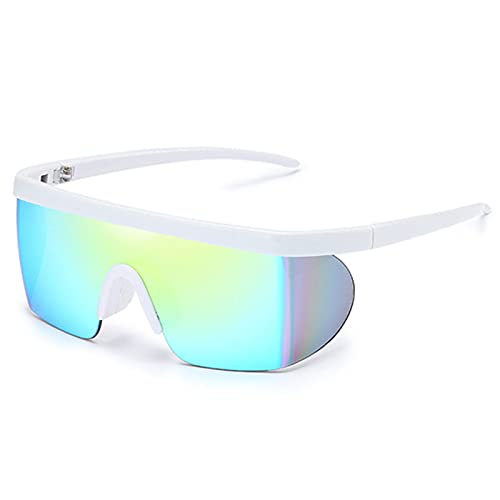 NZAUA Gafas de Sol Deportivas polarizadas Ciclismo Gafas de Sol para Hombres Mujeres, Pesca de béisbol Correr Golf G