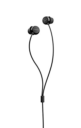 Beyerdynamic Beat Byrd Wired in-Ear Headphones (Black)