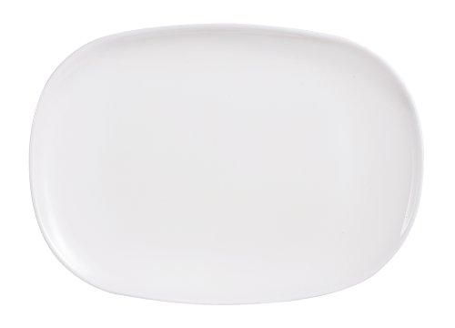 Luminarc 9228007 Assiettes De Présentation Sweet Line Blanc 34 Cm