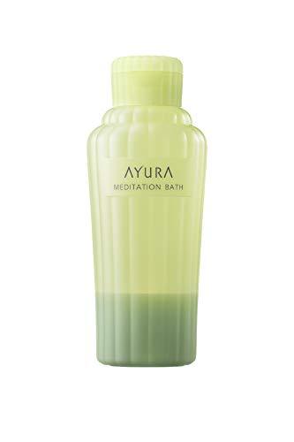 アユーラ (AYURA) メディテーションバスt 300mL < 浴用入浴料 > 安らかな香りでゆったり おだやかな バスタイムへ誘う 入浴剤