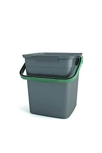 Curver Contendor de Residuos Orgánicos de Uso Diario, 25.5 x 23 x 25 cm