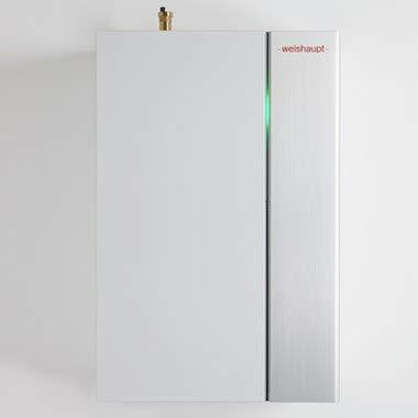 Weishaupt Thermo Condens Gas-Brennwertgerät - WTC-GW 15-B Ausf. W - Hersteller: 48301201