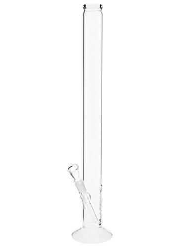 Glassic Glasbong groß, gerade - 60cm, 18,8mm - Head&Nature Bong-Kollektion