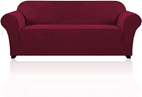 JJDSN Juego de sofás elásticos para el hogar 1 Pieza, 3 tapetes Suaves, Accesorios para sofás