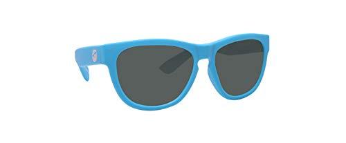 Product Image of the Minishades Polarized Classic Kids Sunglasses, Baby Blue