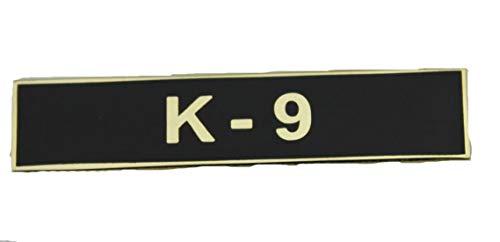 Uniform Citation Bar American K-9 Citation Merit Award Lapel Pin