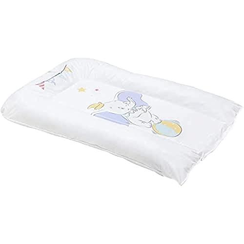 Babycalin DIS510904 Mat Wechseln, 50cm x 70cm, Disney Dumbo, mehrfarbig, 1 Stück, Bianco