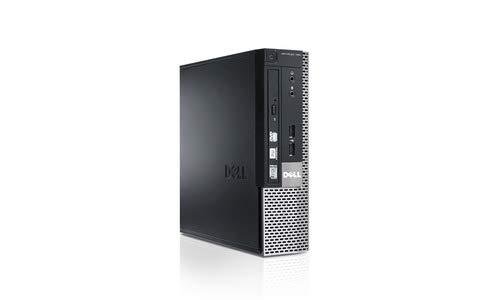 Windows 10 Dell 7010 USDT Intel Core i5-3470 PC Computer - 8GB DDR3-500GB HDD DVDRW - (Renewed)