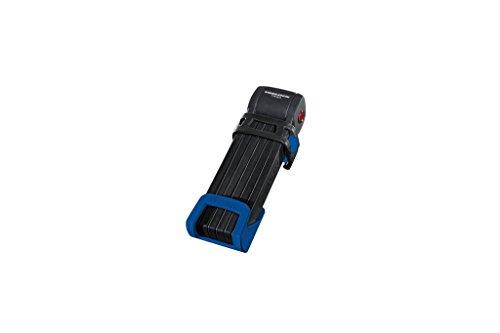 Trelock FS 300/85 Trigo Fahrradschloss, Blue, 85 cm