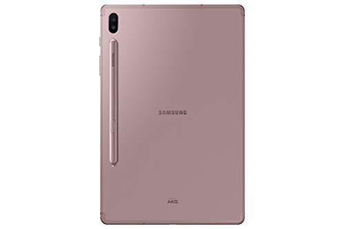 Samsung Galaxy Tab S6 SM-T865 LTE 128GB 6GB RAM (GSM Only, No CDMA) Factory Unlocked No Warranty - International Model (Rose Blush)