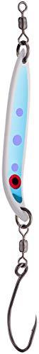 Peetz CJ Special 3.5-Inch Aluminum Minnow Spoon Lure | UV Glow &...