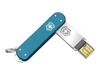 Victorinox Slim 32GB Speicherstick USB 2.0 blau