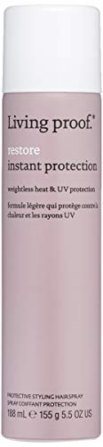 Living Proof Restore Instant Protection Hairspray, 5.5 Oz