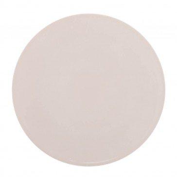 Guy Degrenne Lot de 6 Assiettes Plates Rondes Modulo Color Rose Poudré 26 cm