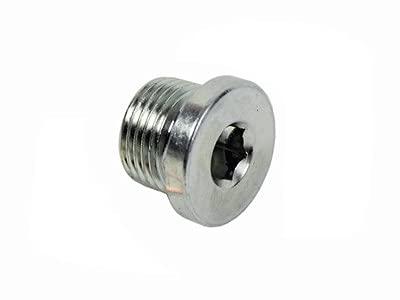 Lambdasonde Verschluss M18x1,5 Breitbandlambda Verschlußschraube Schraube STAHL