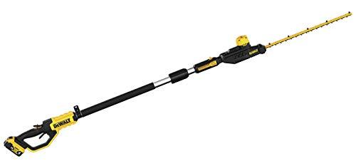 DEWALT DCPH820M1 Pole Hedge Trimmer, Yellow/Black