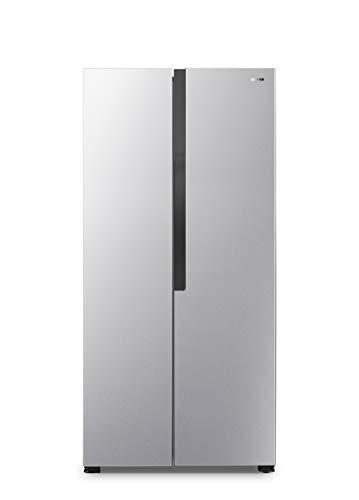 Gorenje NRS 8182 KX Side by Side/ 177 cm/ 428 l/ NoFrostPlus/ Inverter Kompressor/ MultiFlow Kühlung/ FastFreeze/ LED Innenbeleuchtung