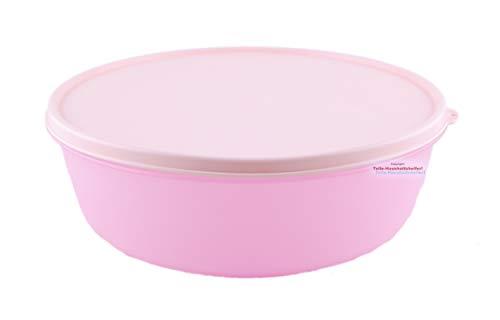 Tupperware Hit-Parade - Recipiente para frigorífico (3 L), color rosa claro