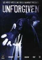 New World Wrestling Entertainment Unforgiven 2007 DVD Audio DolbyDigital 5.1