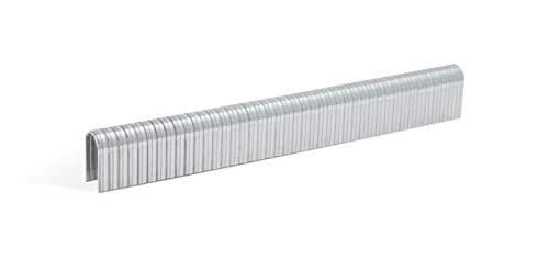 REGUR Abrazaderas de chapa galvanizada tipo 36-2,000 abrazaderas redondas de longitud 36/14 mm - Abrazaderas para sujetar mallas de alambre, cables, maderas redondas, etc.