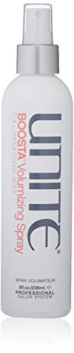 UNITE Hair Boosta Volumizing Spray, 8 Fl Oz