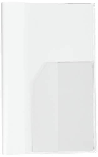 コクヨ 手帳カバー ドローイングダイアリー A5変形 透明 ヘビー KE-SP11-1