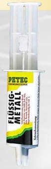 Petec Flüssigmetall, 25 ml