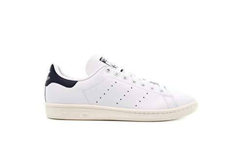 adidas Originals Stan Smith - Zapatillas de deporte (46 2/3), color azul