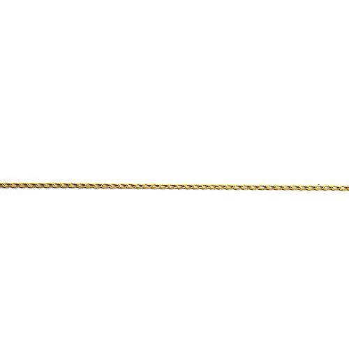 MAG - ketting van 18-karaats goud, 50 cm lang, 2,3 mm breed