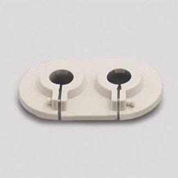 AcquaStiLLa 101135 rozetten om te openen, dubbel, grijs, meerkleurig, 10-delige set