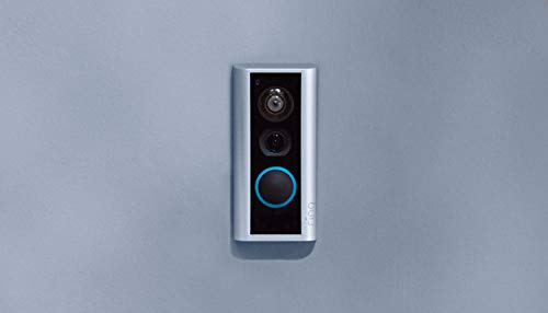 Ring Peephole Cam - Smart video doorbell, HD video, 2-way talk