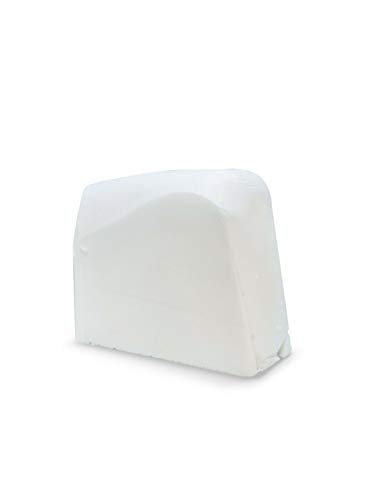 WHITE GLYCERIN MELT and POUR SOAP BASE ORGANIC 2 LBS TO 25 LBS (10 LBS)